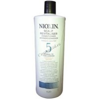 Nioxin Scalp revitaliser system 5 (Увлажняющий кондиционер система 5), 1000 мл. - купить, цена со скидкой