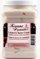 Keyano Aromatics Cranberry сream (Крем для тела «Клюква»), 1.9л. - купить, цена со скидкой