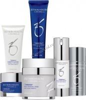 ZO Skin Health Набор средств 3: агрессивная анти-эйдж программа, 6 препаратов. - купить, цена со скидкой