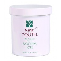 New Youth Microderm scrub (Скраб микродерм), 450 мл - купить, цена со скидкой