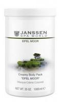 Janssen Creamy body pack «Eifel moor» (Кремовое обертывание «Эйфель мур»), 1000 мл - купить, цена со скидкой