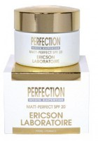 Ericson laboratoire Matt-perfect cream spf20 (Крем матт-перфект spf20), 50 мл - купить, цена со скидкой