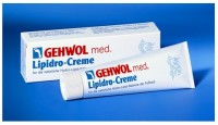 GEHWOL  Крем  Гидро-баланс 75 мл - купить, цена со скидкой