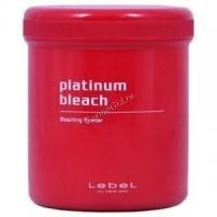 Lebel Platinum bleach (Осветляющий порошок), 350 гр. - купить, цена со скидкой