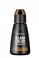 GLAM COLOR ADVANCED CHOCOLATE � ����������� ��� ��������� �����; ������� �������. - ������, ���� �� �������