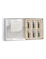 Beauty Style snail treatment (Набор «Смягчающая кислородная терапия с молочком улитки»), 6 ампул по 5 мл + 6 масок по 30 мл - купить, цена со скидкой