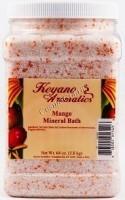 Keyano Aromatics Cranberry Mineral Bath (Соль для ванны «Манго»), 1.9л. - купить, цена со скидкой