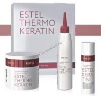 Estel De Luxe Thermokeratin Набор для процедуры  - купить, цена со скидкой