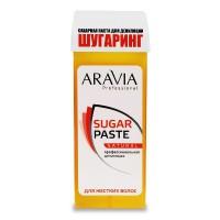 Aravia Сахарная паста для депиляции в картридже «Натуральная» мягкой консистенции, 170 гр. - купить, цена со скидкой