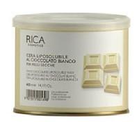 Rica - Воск светлый шоколад, банка 400 мл  - купить, цена со скидкой