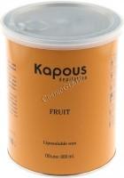 Kapous  Воск с для загорелой и чувствительной кожи - купить, цена со скидкой