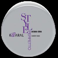 Kaaral Style Water Wax - Воск для волос на водной основе 200 мл. - купить, цена со скидкой