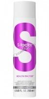 Tigi S-Factor Health factor (Восстанавливающий шампунь для волос ), 250 мл. - купить, цена со скидкой
