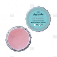 ALESSANDRO Top Gloss GEL PINK  Гель для наращивания, моделир. ногтей блестящий розовый 15гр - купить, цена со скидкой
