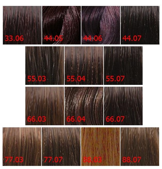 Краска Wella Koleston Perfect - Prof Hair 77