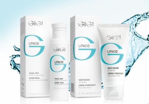 от израильской косметической компании GIGI Cosmetics