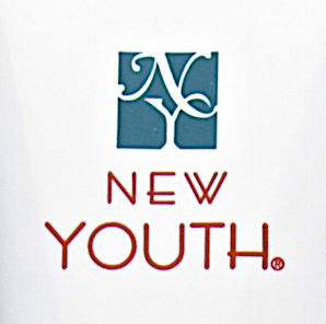 New Youth logo internet magazin CosmoGid