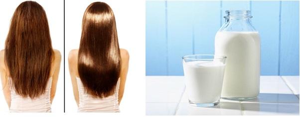 Как кефиром сделать волосы 293